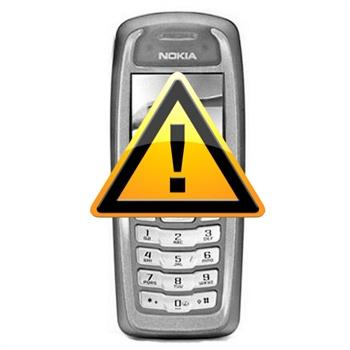 Nokia 3100 SIM-kort och Minneskortläsare Reparation