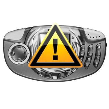 Nokia 3300 SIM-kort och Minneskortläsare Reparation