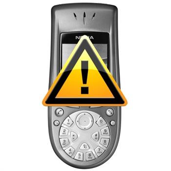 Nokia 3650 SIM-kort och Minneskortläsare Reparation