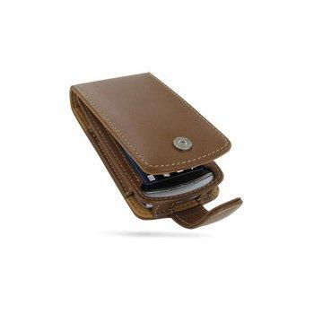 Sony Ericsson Vivaz PDair Läderfodral - Brun