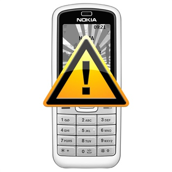 Nokia 5070 Kamera Reparation
