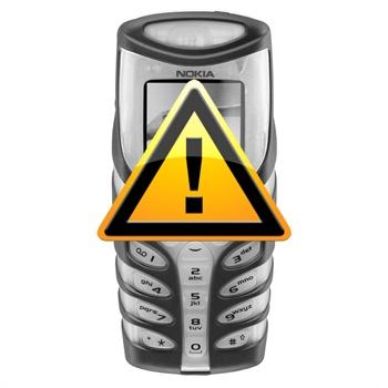 Nokia 5100 SIM-kort och Minneskortläsare Reparation
