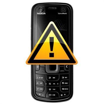 Nokia 5320 Laddningskontakt Reparation