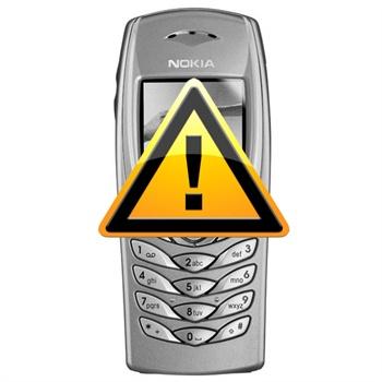 Nokia 6100 SIM-kort och Minneskortläsare Reparation