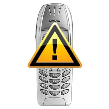 Nokia 6310 SIM-kort och Minneskortläsare Reparation