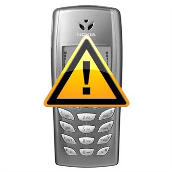 Nokia 6510 SIM-kort och Minneskortläsare Reparation