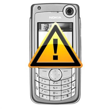 Nokia 6680 Kamera Reparation