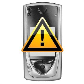 Nokia 7650 SIM-kort och Minneskortläsare Reparation