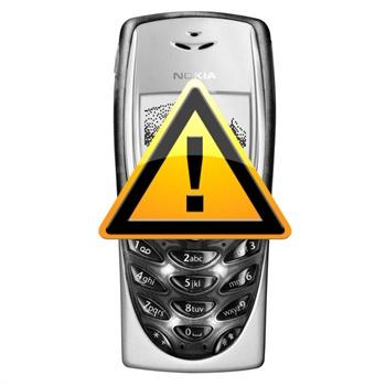 Nokia 8310 SIM-kort och Minneskortläsare Reparation