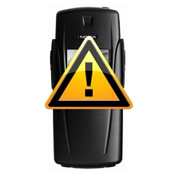Nokia 8910 SIM-kort och Minneskortläsare Reparation