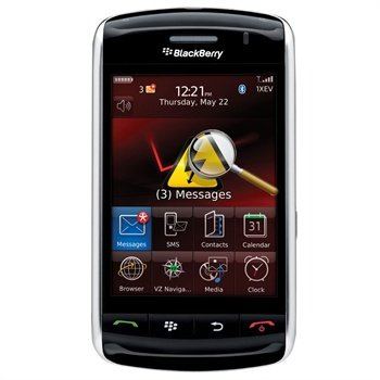 BlackBerry Storm 9530 Diagnostisera