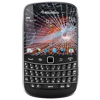 BlackBerry Bold 9900 Pekskärm Reparation