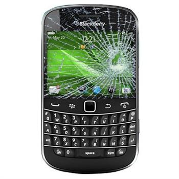 BlackBerry Bold Touch 9930 Pekskärm Reparation