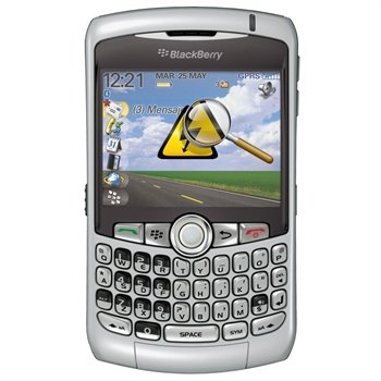 BlackBerry Curve 8300 Diagnostisera