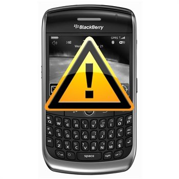 BlackBerry Curve 8900 Laddningskontakt Reparation