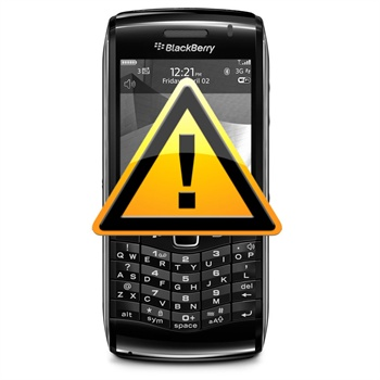 BlackBerry Pearl 3G 9100 Trackpad Reparation