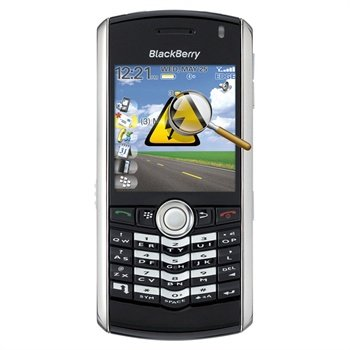 BlackBerry Pearl 8100 Diagnostisera