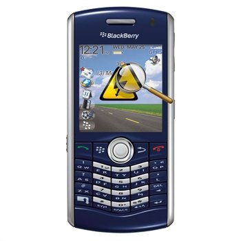 BlackBerry Pearl 8110 Diagnostisera