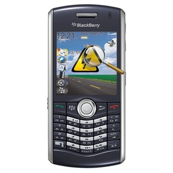 BlackBerry Pearl 8130 Diagnostisera
