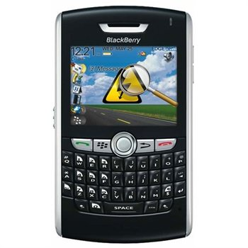BlackBerry Pearl 8800 Diagnostisera