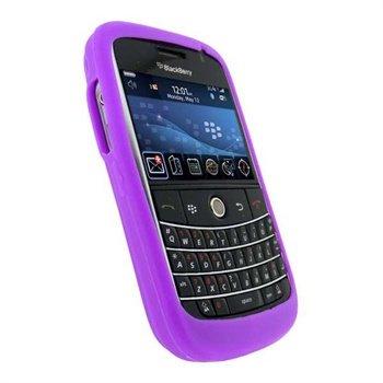 BlackBerry Bold 9000 Silikon Väska - Lila