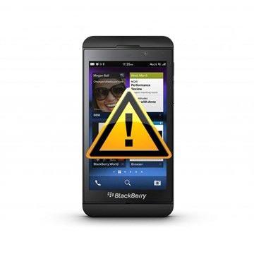 BlackBerry Z10 Högtalare Reparation