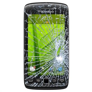 BlackBerry Torch 9860 Pekskärm Reparation