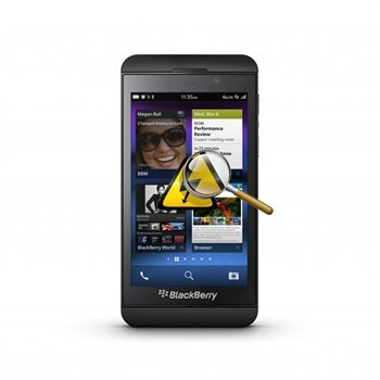 Blackberry Z10 Diagnos