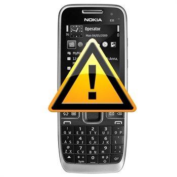 Nokia E55 SIM-kort och Minneskortläsare Reparation