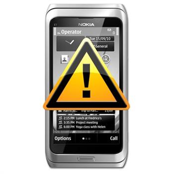 Nokia E7 SIM-kort och Minneskortläsare Reparation