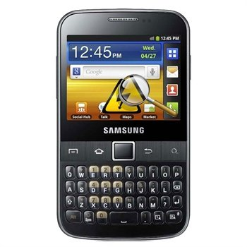 Samsung Galaxy Y Pro B5510 Diagnostisera