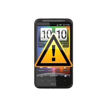HTC Desire S SIM-kort och Minneskortläsare Reparation