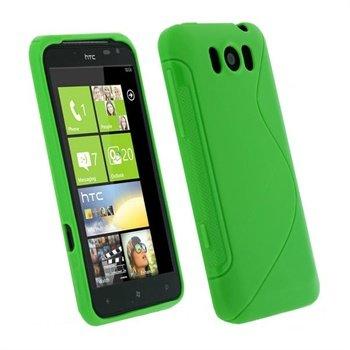 HTC Titan iGadgitz Dual Tone Skal - Grön