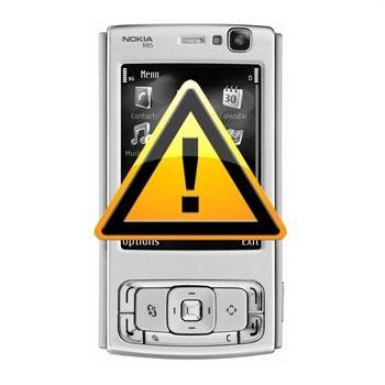 Nokia N95 Kamera Reparation