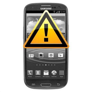 Samsung Galaxy S 3 Fram Kamera Reparation