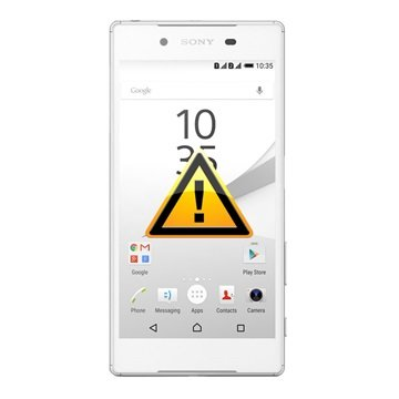 Sony Xperia Z5 SIM-kort och Minneskortläsare Reparation