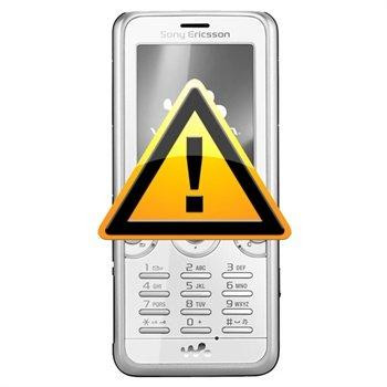Sony Ericsson W610i Vibrator Reparation