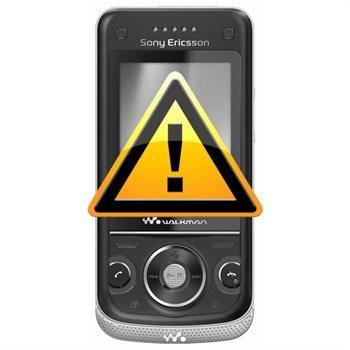Sony Ericsson W760i Kamera Reparation