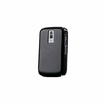 BlackBerry Bold 9000 Naztech Skinnie SnapOn Cover - Svart