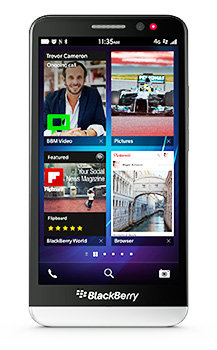 BlackBerry Z30 Tillbeh�r