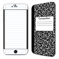 iPhone 6 Plus / 6S Plus Composition Notebook Skin